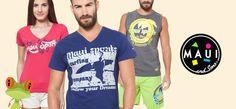 maui and sons t-shirt per uomo e donna