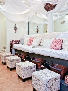 pedicure room - Google Search