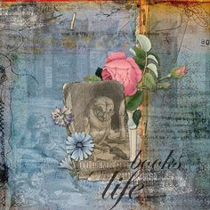 Ex Libris Collection by On A Whimsical Adventure @ Digital Scrapbooking…