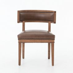 Phillip Dining Chair - Brown   Memoky.com