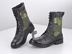 Collect most genuine camouflage #patrollingboots for men from Metrogue, the best online shopping site s for shoes. Here you can collect different types of #shoes items from men and women.