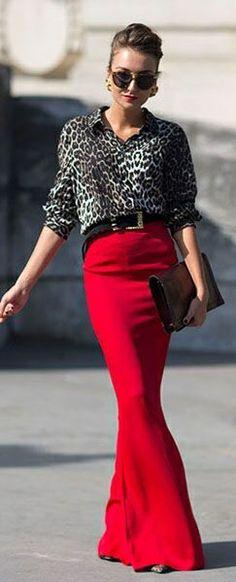 Street Fashion During Paris Fashion Week - Fall 2013