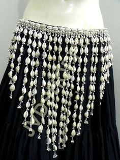 Kuchi Tribal Belly Dance Belt Hip Skirt Jewelry Boho | eBay
