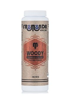 Woody Talc Free Body Powder infused with the essential oils of cedarwood and tea tree made from the finest natural ingredients * Find out more about the great product at the image link.Note:It is affiliate link to Amazon.