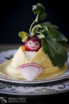 Sushi Doll for Hina Matsuri