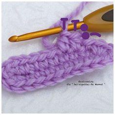 Cómo tejer botitas con ganchillo | Paso a Paso