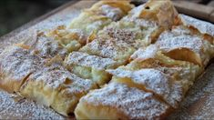 Turkish bread: the most delicious and easy bread you will ever make! Greek Sweets, Greek Desserts, Greek Recipes, Bougatsa Recipe, National Dessert Day, Desserts With Biscuits, Sandwiches, Custard Recipes, Greek Dishes