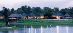 Arathusa Waterhole. Atathusa Safari Lodge. Sabi Sands. South Africa
