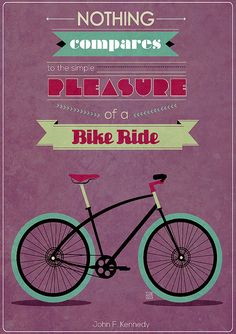 Love the quote on this graphic as well as the fun and colorful design!
