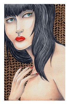 Jane by Heidieeh.deviantart.com on @deviantART