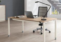 Arbeitsplatz SYSTO·TEC   PALMBERG, Baukasten Tischsystem