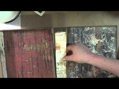 ▶ Gate Fold Box & Mini Album Tutorial #2 - YouTube