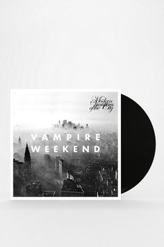 Modern Vampires of the City LP by Vampire Weekend - $21.98 #UrbanOutfitters #SmallSpace