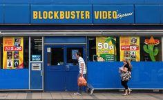 Blockbuster to shut 30 stores