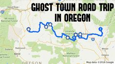 Did you know there are more ghost towns in Oregon than anywhere in the United States?