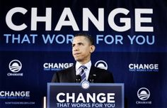 """CHANGE HAS COME TO AMERICA: In 2008, Barack Obama threatened to """"fundamentally change"""" everything about America, and it may just be the only promise he has ever kept. Obama was created by George Soros and the NWO in 2004 as a weapon designed to implode America from the inside out. How bad is it really? Click to find out... #Obama #GeorgeSoros #NewWorldOrder http://www.nowtheendbegins.com/blog/?p=31202"""