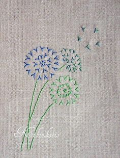 Repinned by RainyDayEmbrdry www.etsy.com/shop/RainyDayEmbroidery                                                                                                                                                     More