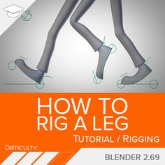 How to Rig a leg