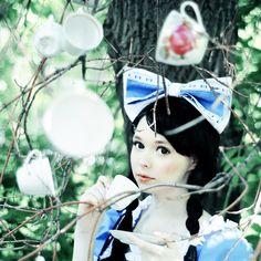 Mrs. Alice by Push-sama.deviantart.com on @DeviantArt