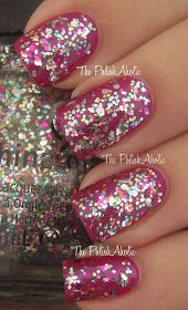 China Glaze Holiday 2012 Holiday Joy Collection Swatches& Review