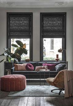 luxury home living room decor Living Room Grey, Home And Living, Living Room Decor, Modern Living, Small Living, Interior Exterior, Home Interior, Interior Design, Luxury Interior