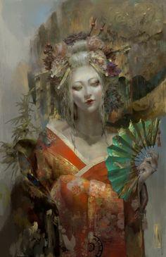 Работы профессионального иллюстратора и концепт-художника Christian Angel