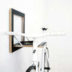 Mikili SLÎT Fahrradhalterung (schwarz)