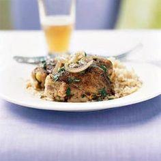 spiced chicken thighs recipe - garam masala try-this-recipe