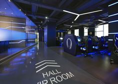Alienware G4 Internet café by Gramco, Ningbo – China » Retail Design Blog