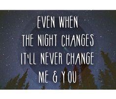 One Direction Night Changes Lyrics | www.pixshark.com ...