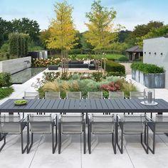 Luxury Furniture, Garden Furniture, Outdoor Furniture Sets, Outdoor Decor, Outdoor Kitchen Design, Furniture Inspiration, Backyard Patio, Outdoor Living, Landscape