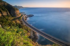 Seacliffe Bridge, NSW, Australia