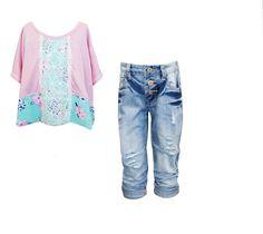 cool kids style this way..#HannahBanna