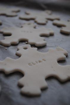 de små ting - opskrift på snyde ler