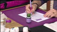 parchment craft tutorials - YouTube