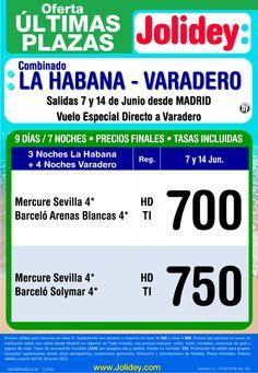 Oferta Ultimas Plazas Combinado Hab-Vra desde 700 €. Saludas 07 y 14 de Junio - http://zocotours.com/oferta-ultimas-plazas-combinado-hab-vra-desde-700-e-saludas-07-y-14-de-junio/