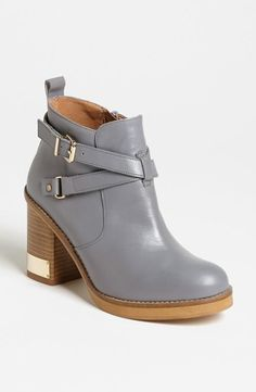 Topshop Grey Boot