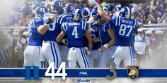 10-11-2015 Duke Football ranked # 25 in AP Poll. Record is 5 and 1.  LGD