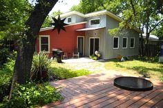 by Kara Mosher...  Love the exterior metal siding.