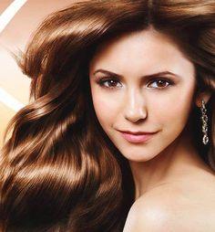 Nina Dobrev is my idol Nikolina Konstantinova Dobreva, Iconic Movies, Hair Shampoo, Ginger Hair, Nina Dobrev, Hair Pictures, Hollywood Stars, Hair Trends, Pretty Woman