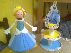 Cinderella fofucha
