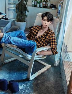 Image de actor, kdrama, and seo kang joon Jimin, Jungkook Fanart, Bts Bangtan Boy, Jungkook School, Jeon Jungkook Hot, Jung Kook, Foto Bts, Bts Photo, Photo Shoot