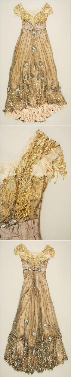 Evening dress by Jacques Doucet, 1907-08, at the Met. See: http://www.metmuseum.org/collection/the-collection-online/search/95195?img=0