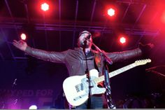 Country superstar Brice in Milligan: 'We won't ever forget this night'