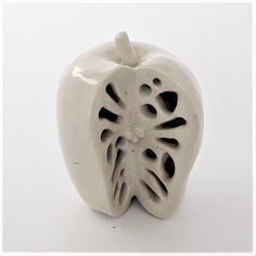 Forbidden Fruit, Apple Slices, Contemporary Ceramics, Hanging Art, Sculptures, Pottery, Clay, Crafts, People