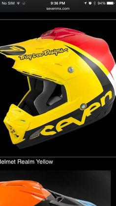 Sweet 7 helmet