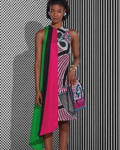 Vlisco Tell ~Latest African Fashion, African Prints, African fashion styles… African Inspired Fashion, African Print Fashion, Africa Fashion, Ethnic Fashion, Look Fashion, Fashion Prints, Fashion Design, Fashion Styles, Ankara Fashion