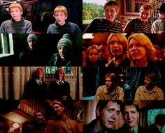 Mischief managed, Fred and George.