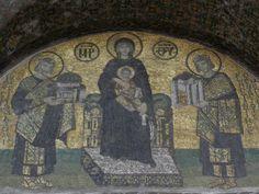 Hagia Sophia: Interior