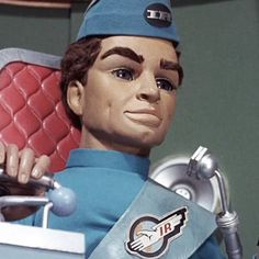 The Thunderbrids Scott Tracy 1970s Childhood, Childhood Memories, Joe 90, Timeless Series, Best Series, Tv Series, Thunderbirds Are Go, Fantastic Show, Cult